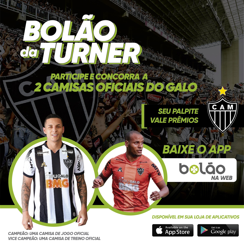 Bolão de Turner – Campeonato Mineiro